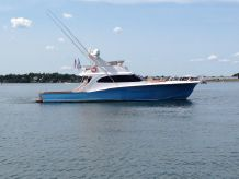 2012 Carolina Custom Yacht 60 Convertible