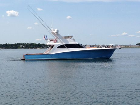 2012 Carolina Custom Yacht 60 Convertible