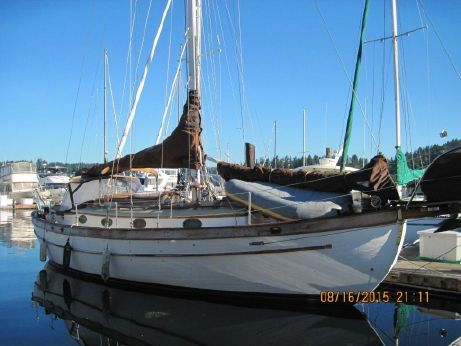 1981 Union Cutter Full Keel- Bluewater Cruiser