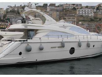 2007 Aicon Yachts Aicon 64 fly