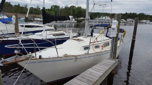 1981 Sabre Yachts Series II
