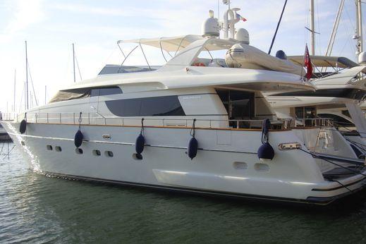 2010 Sanlorenzo SL72