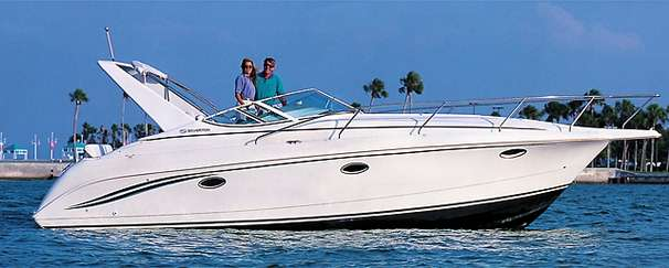 Silverton 310 Express for sale - YachtWorld UK