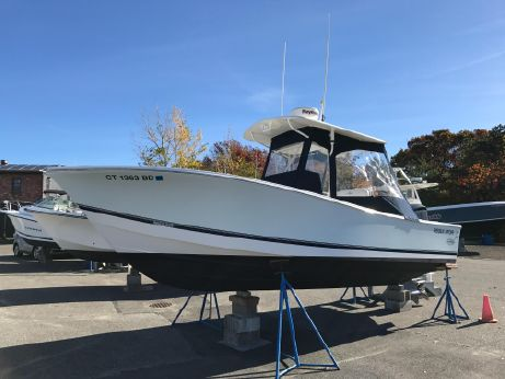 2008 Regulator 23 Center Console