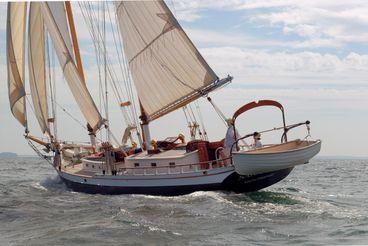1980 Murray Peterson Coastal III Schooner