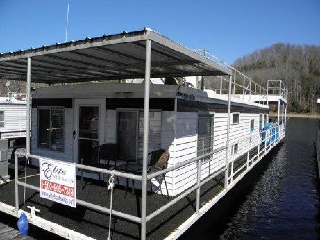 1978 Stephens 16 x 60 Houseboat