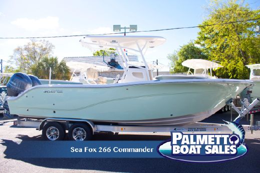 2017 Sea Fox 266 Commander