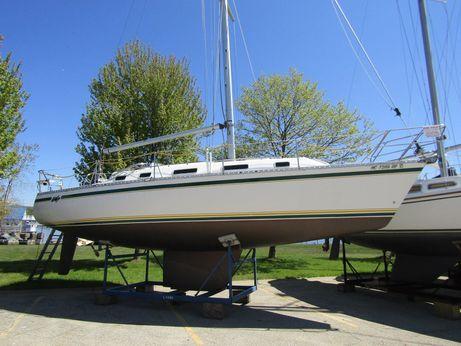 1991 Canadian Sailcraft CS 34