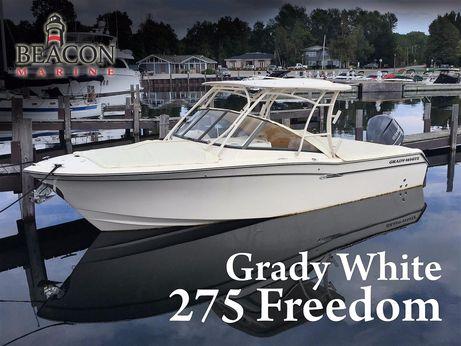 2016 Grady-White Freedom 275
