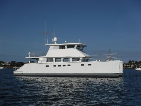 2016 Malcolm Tennant Power Catamaran