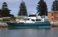 2010 Custom Cruiser 67'