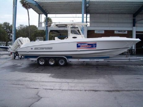 2008 Wellcraft SCARAB
