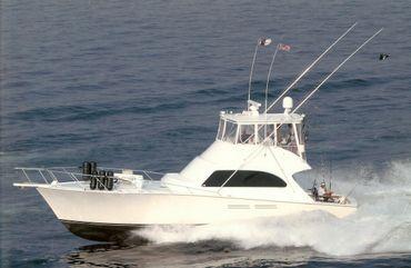 2002 Post Marine Convertible