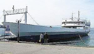 1977 Day Pax Car Ferry