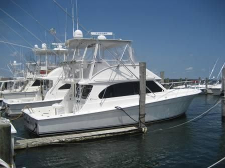 2003 Egg Harbor Sport Yacht