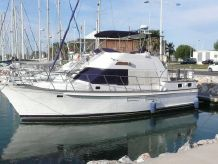 1997 Jiang Hua Marine gipsy island 40 motor yacht