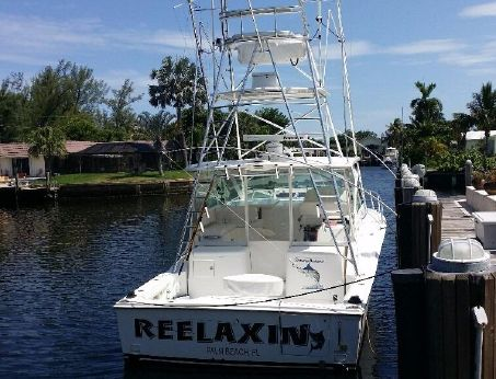 2011 Cabo Yachts 38 Express