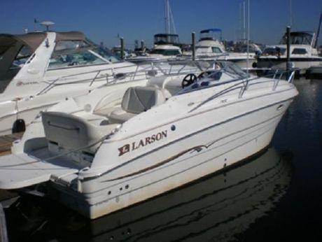 2001 Larson 254 Cabrio