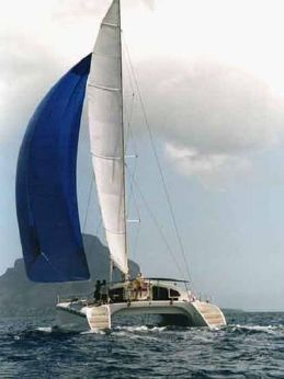 2001 Legend Marine Maia