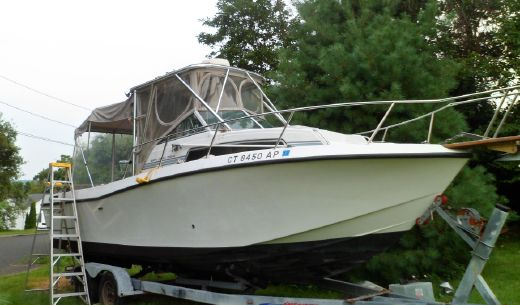 1988 Chris-Craft 254 Sea Hawk