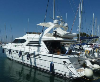 1992 Marine Projects Princess 65