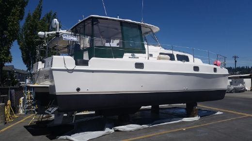 2002 Endeavour Trawler Cat 36