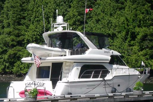2001 Bayliner 5788 Pilothouse