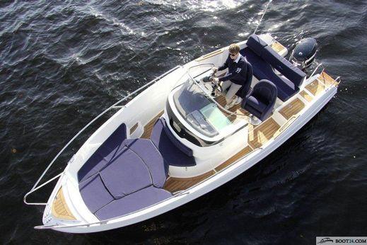 2012 Ocean Master 630 WA