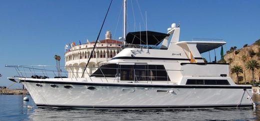 1992 Lien Hwa 47 Motor Yacht