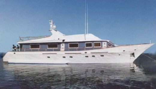 1997 Build In Crimea Finished In Greek Shipyard