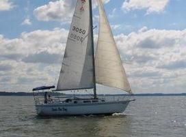 1983 Catalina Tall Rig 30