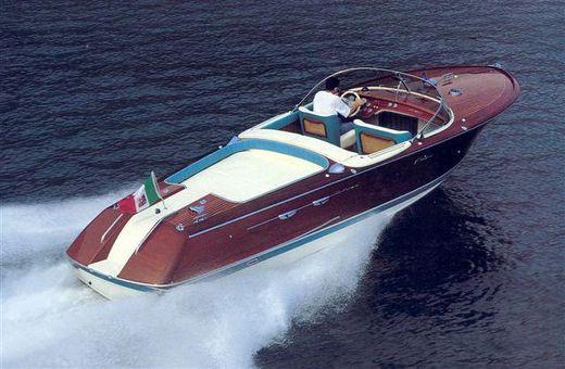 1974 Riva Aquarama Special