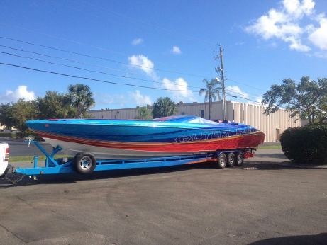 2007 Outerlimits 46 Limited