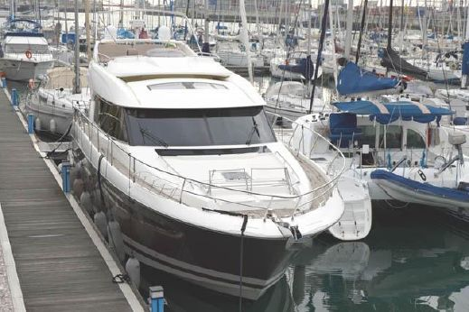 2012 Prestige 620 S