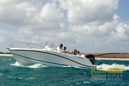 2014 Quicksilver Activ 605 Open