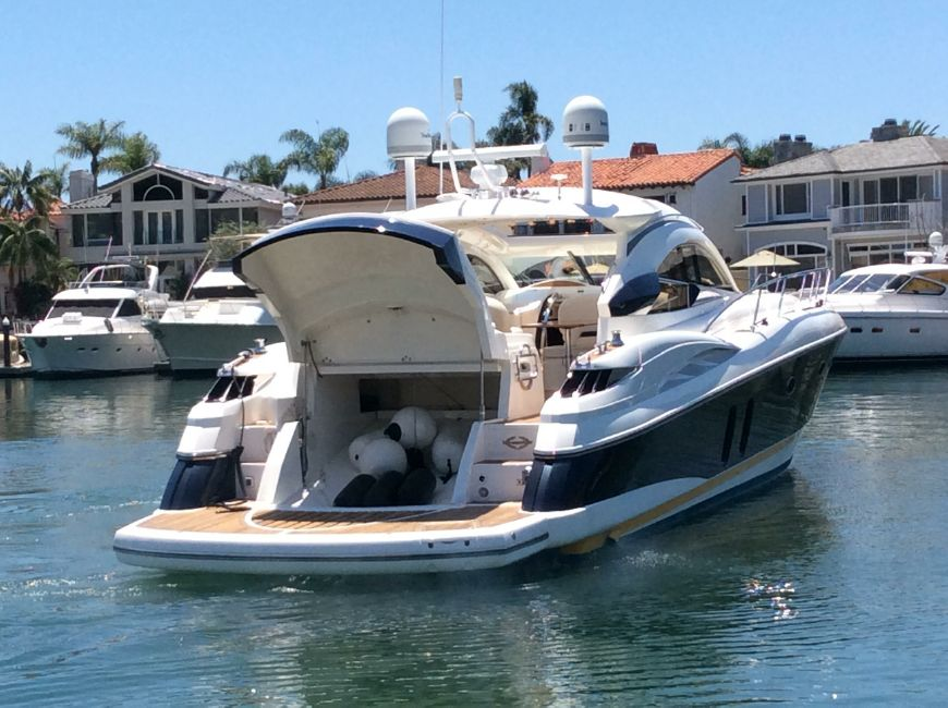 2002 Sunseeker Predator 61 yacht for sale