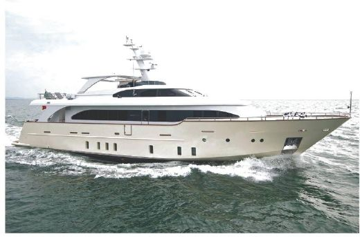 2008 Benetti Sail Division 90 EXT