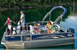 2012 G3 SunCatcher LV 168 Fish & Cruise