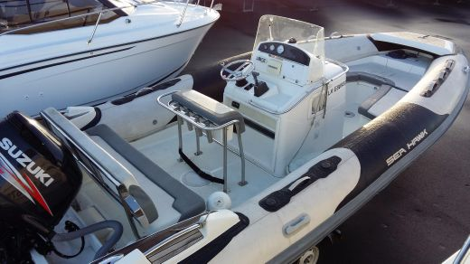 2012 Zodiac SEA HAWK 700