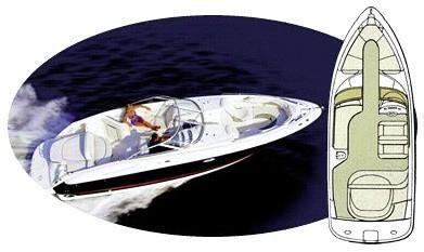 2003 Monterey 298SS Bowrider