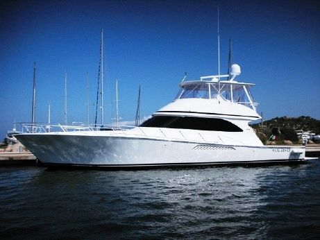 2009 Viking Yachts 57 Convertible