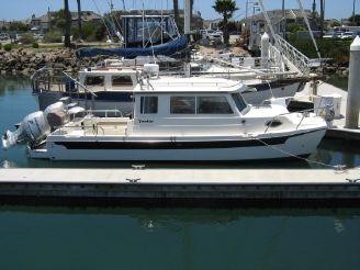 2008 C-Dory 255 Tom Cat