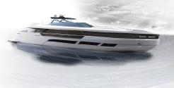 2021 Custom Hybrid Planing Motor Yacht