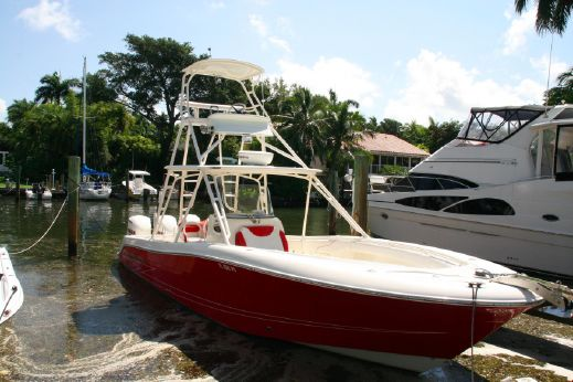 2011 Hydra-Sports 3400 CC with Tower