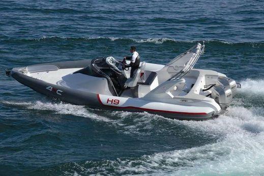 2010 Honda 4xc H9