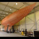2019 Herreshoff Steel Hull Two-masted topsail gaff schooner