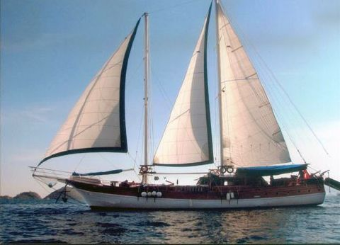 2000 Traditional Wooden Ketch
