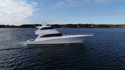 2014 Viking 66 Enclosed Flybridge