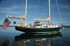 1980 Hinckley Bermuda 40 MK III Yawl