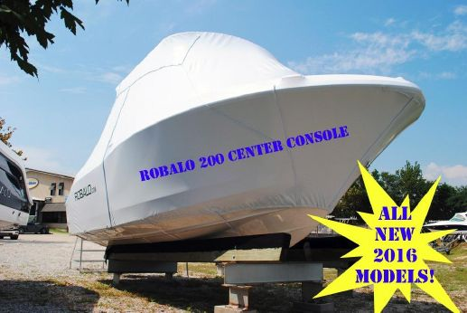 2016 Robalo 200 Center Console